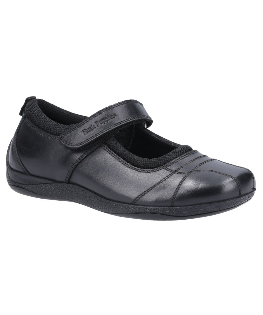 Image for Clara Senior School Shoe