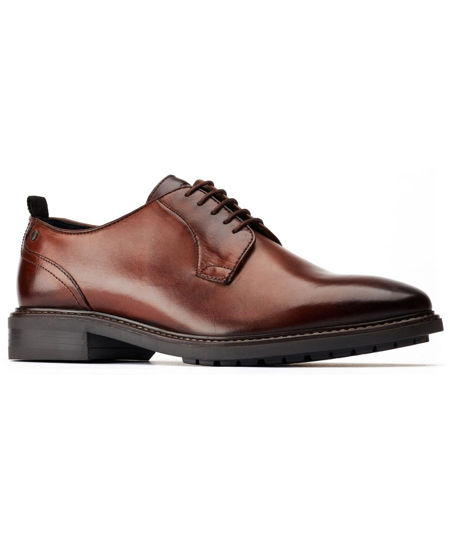 Image for Boston Plain Toe Derby Shoe
