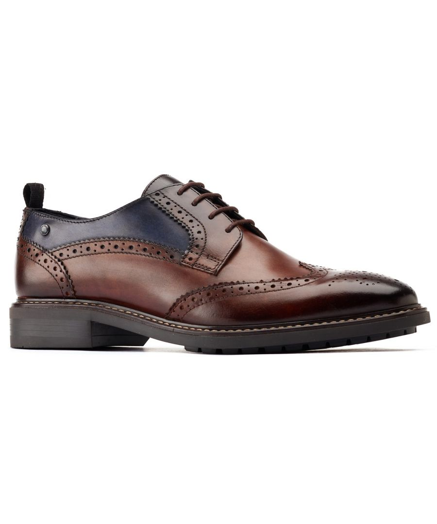 Image for Lennox Wingtip Derby Shoe