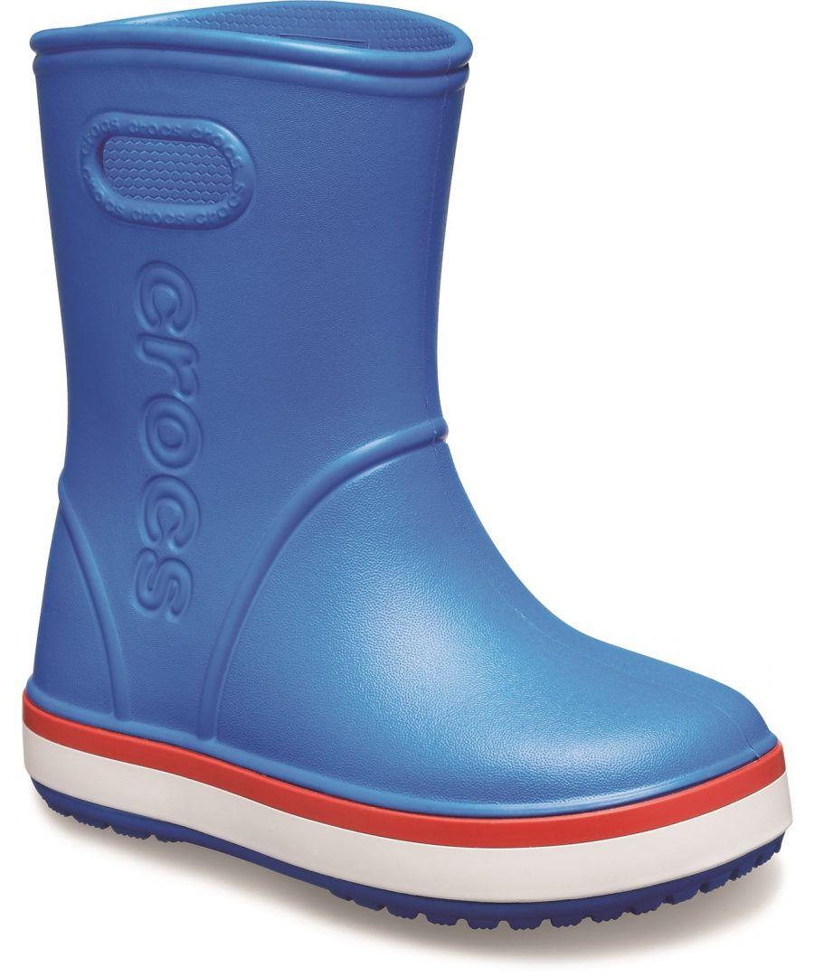 Image for Crocband Rainboot Pull On Wellington
