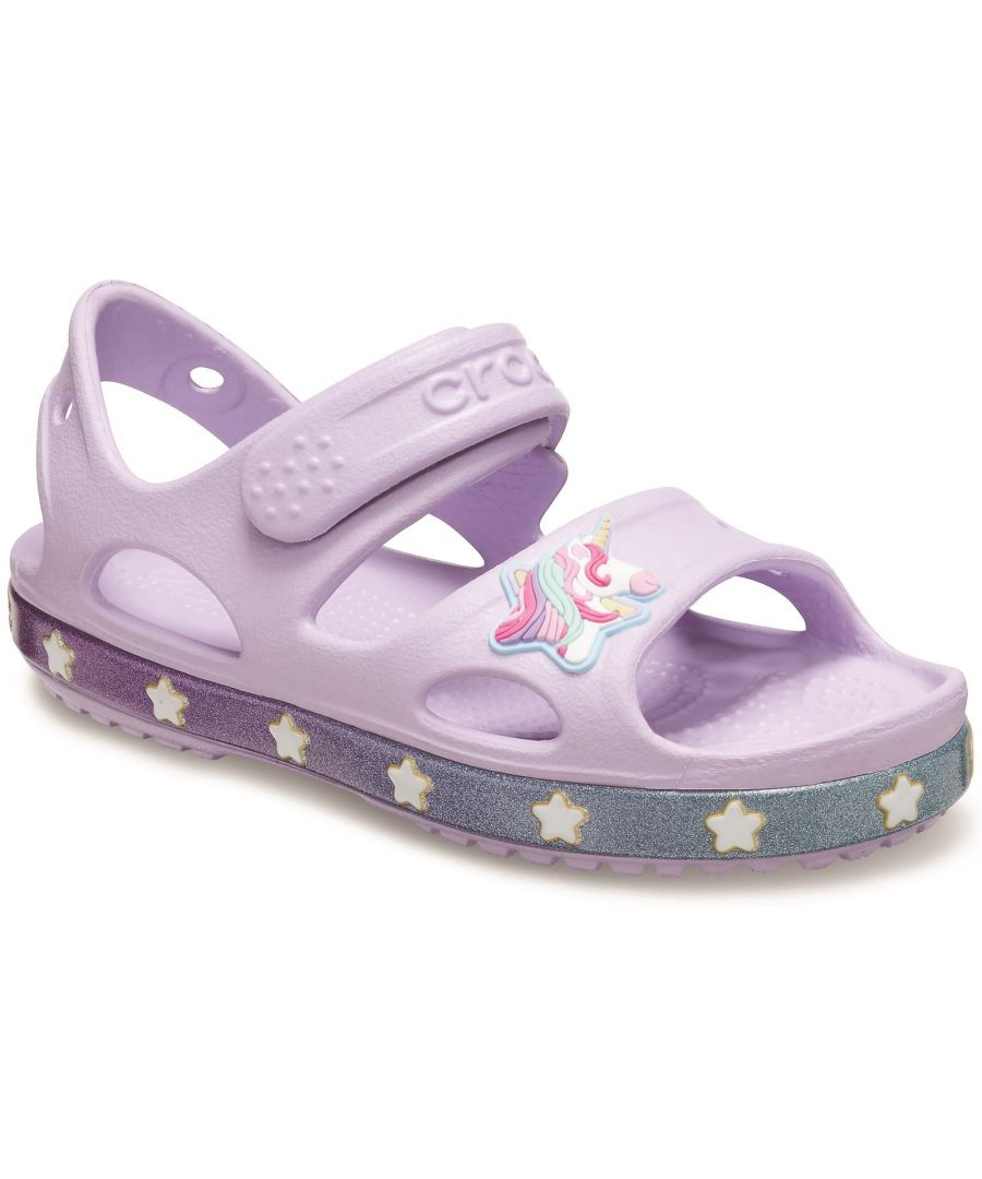 Image for Fun Lab Unicorn Charm Sandal