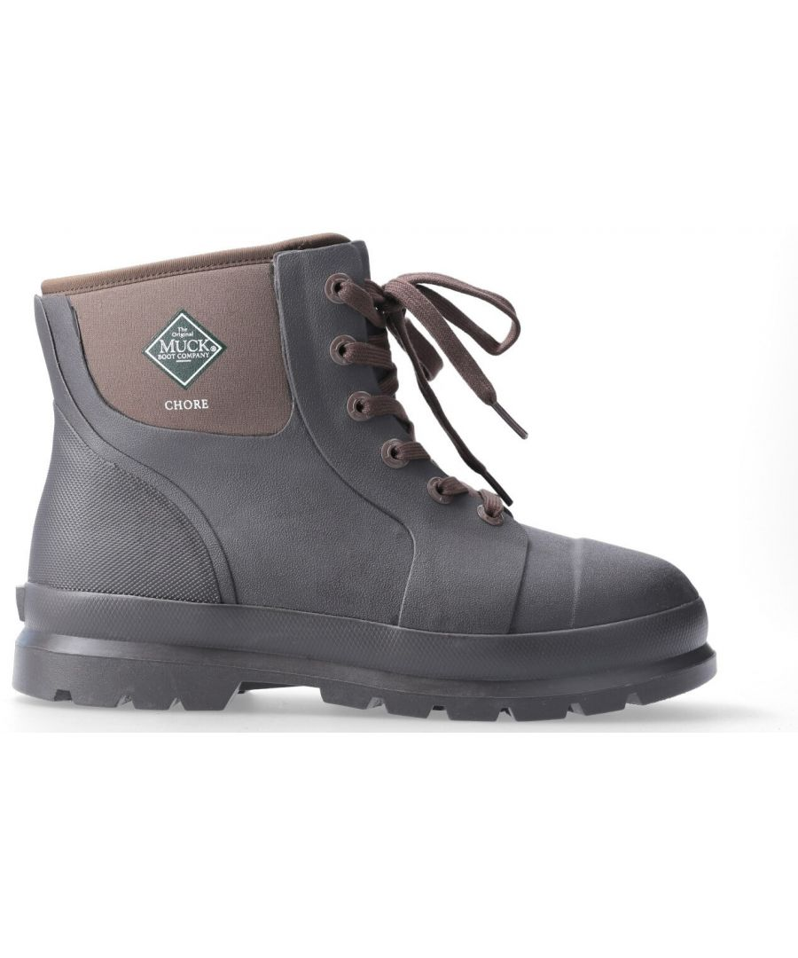 Image for Chore Classic Lace-Up Short Boots