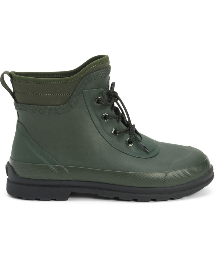 Image for Muck Originals Lace-Up Short Boots