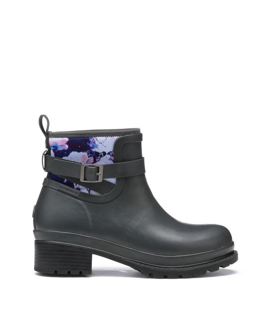 Image for Liberty Rubber Ankle Boots