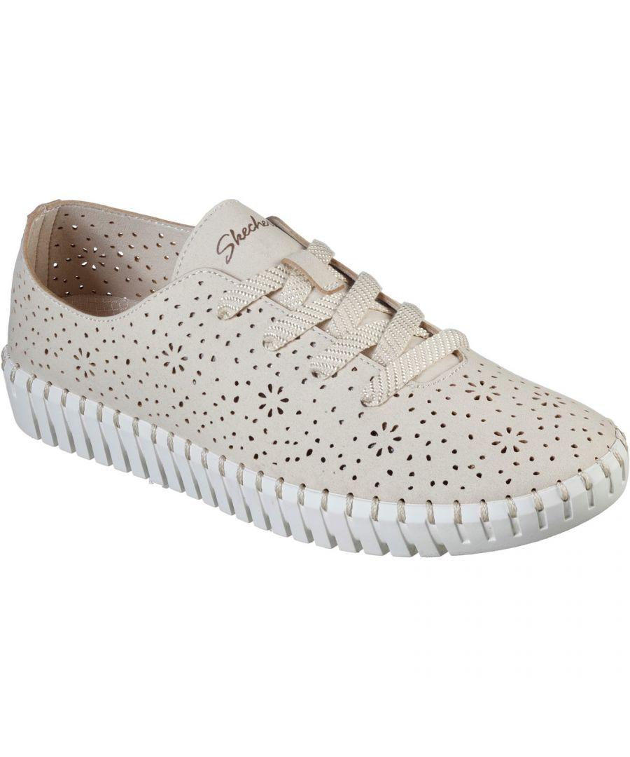 Image for Sepulveda Blvd Floral Maze Lace Shoes