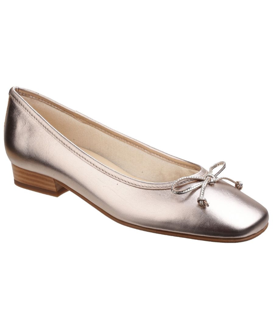 Image for Provence Leather women's Ballerina