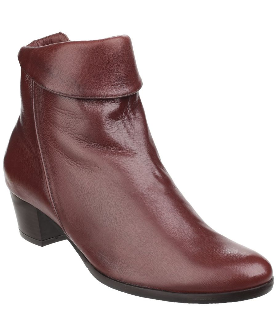 Image for Armadillo Leather Boot