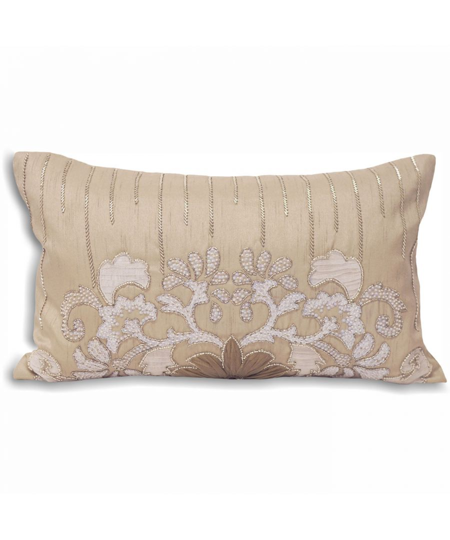 Image for Genevieve Polyester Filled Cushion