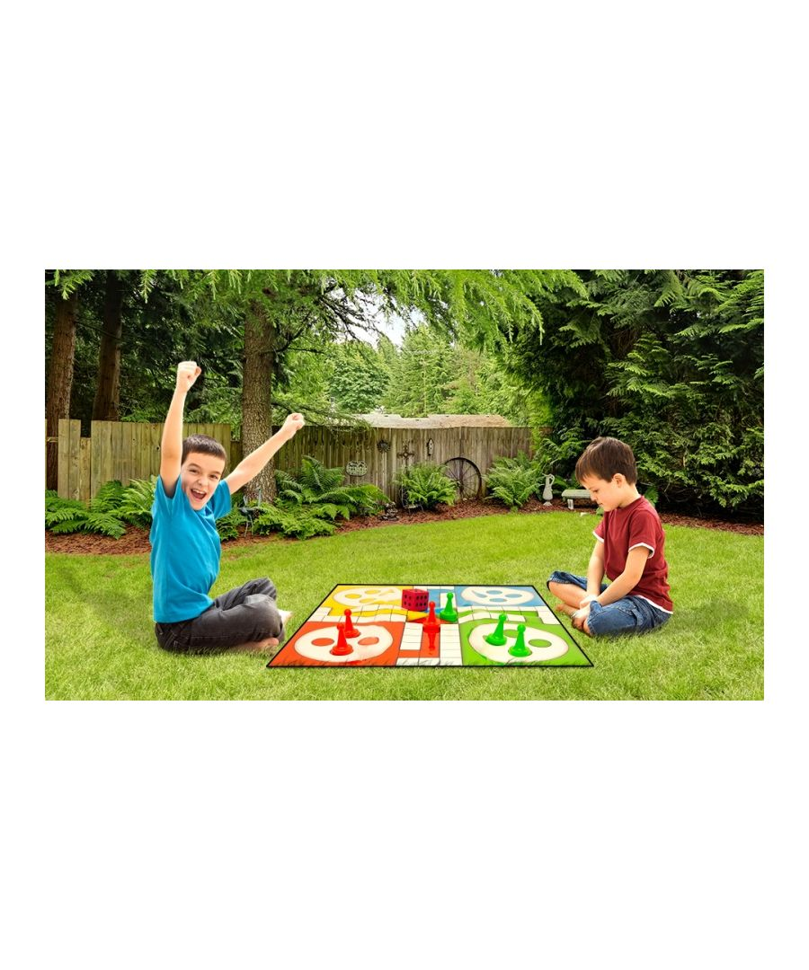 Image for Giant Ludo Game Set