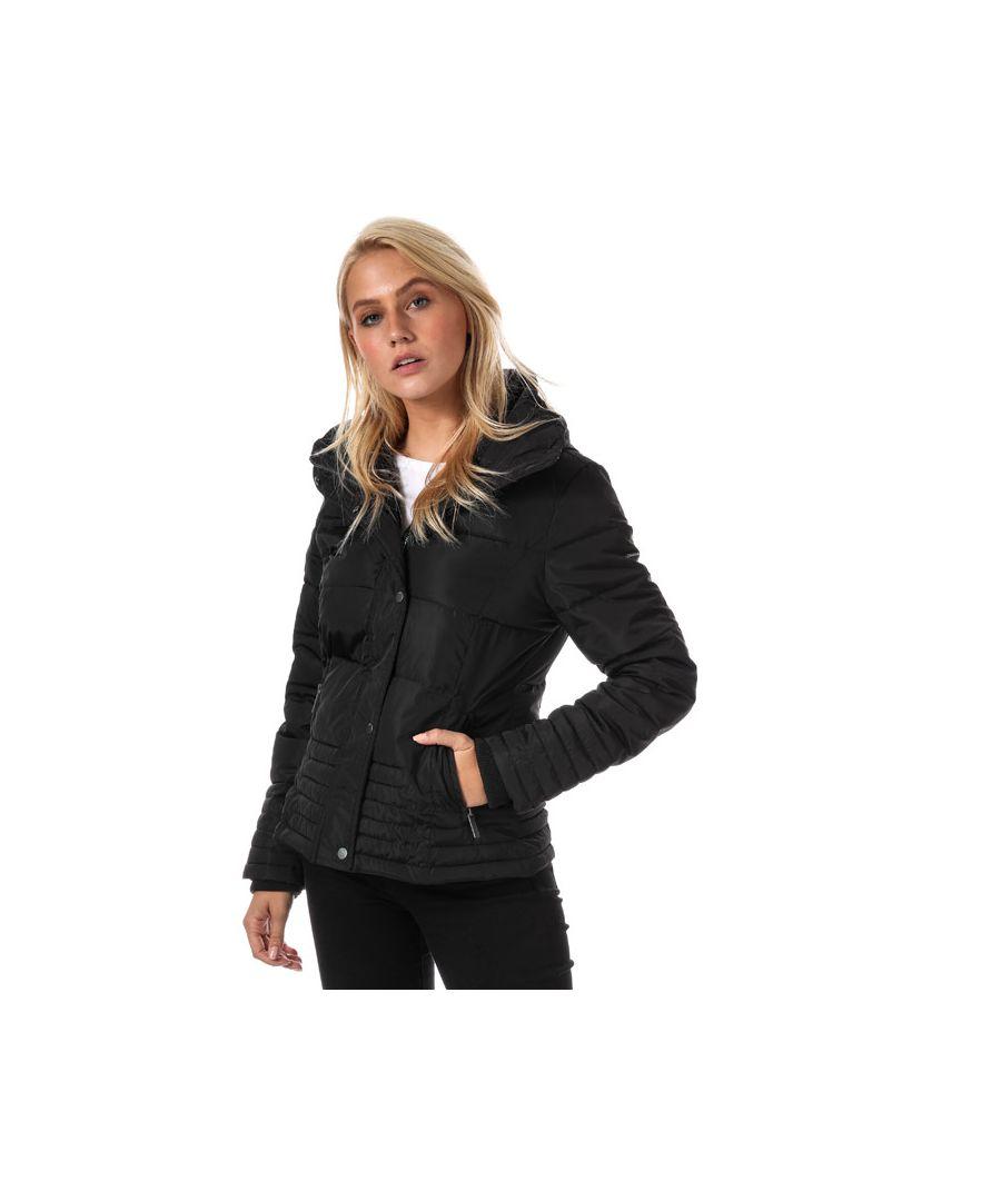 Image for Women's Elle Gis Jacket in Black