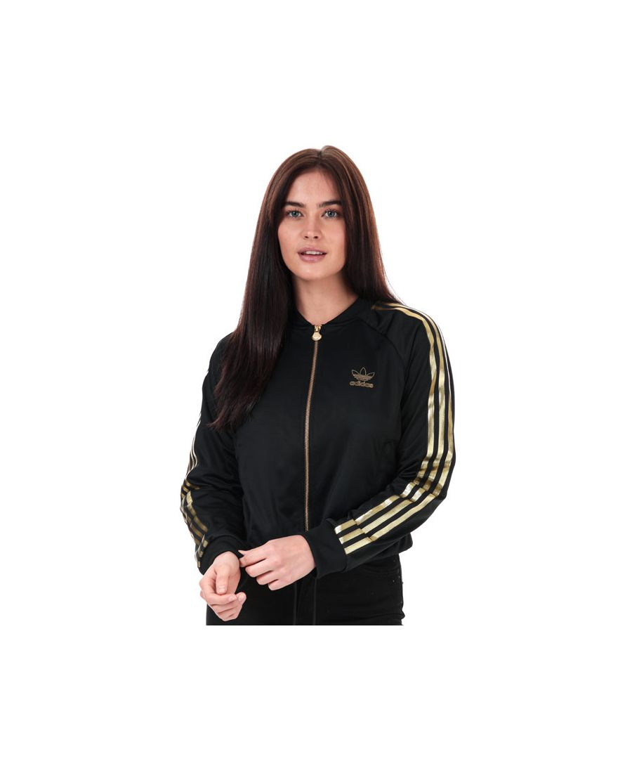Image for Women's adidas Originals SST 2.0 Track Jacket in Black