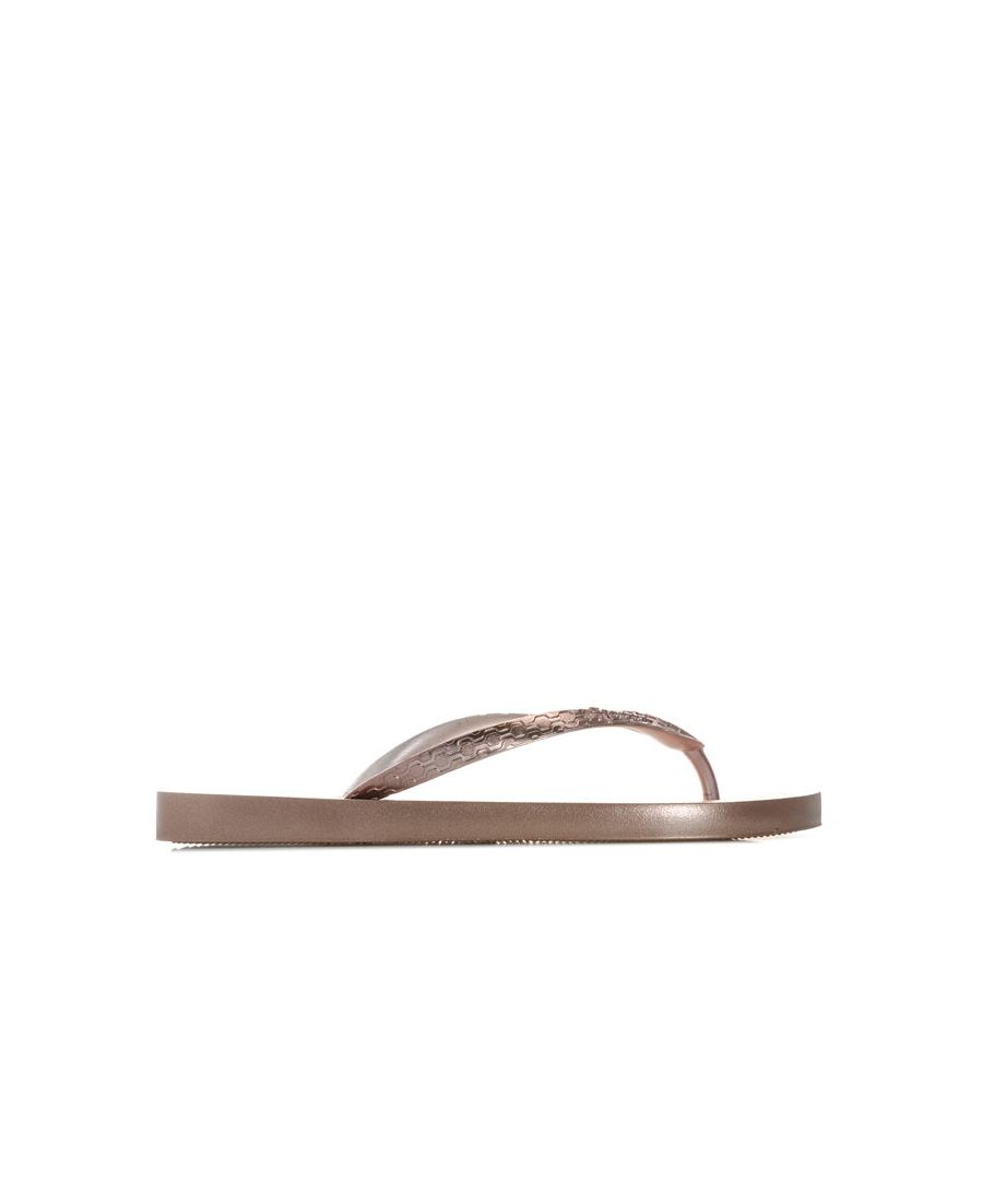 Image for Women's Ipanema Glam Flip Flops in Rose