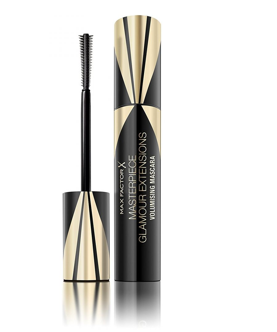 Image for Max Factor Masterpiece Glamour Extensions 3in1 Volumising Mascara 12ml Black