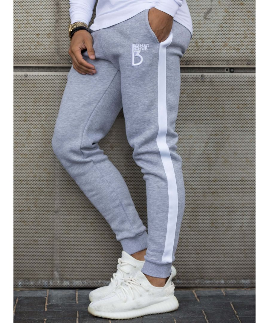 Image for Radiate Tracksuit Bottom With Tape Detail   Bound By Honour