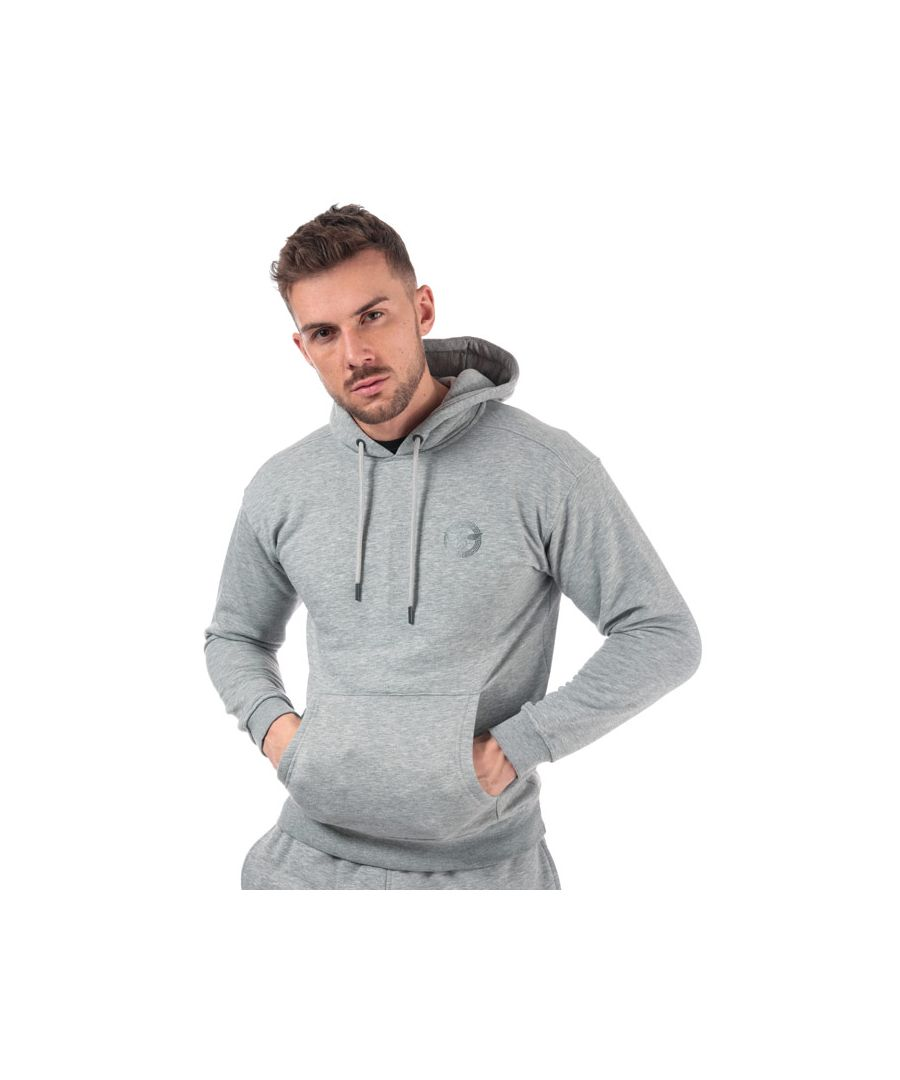 Image for Men's Creative Recreation Gloss Print Hoody in Grey