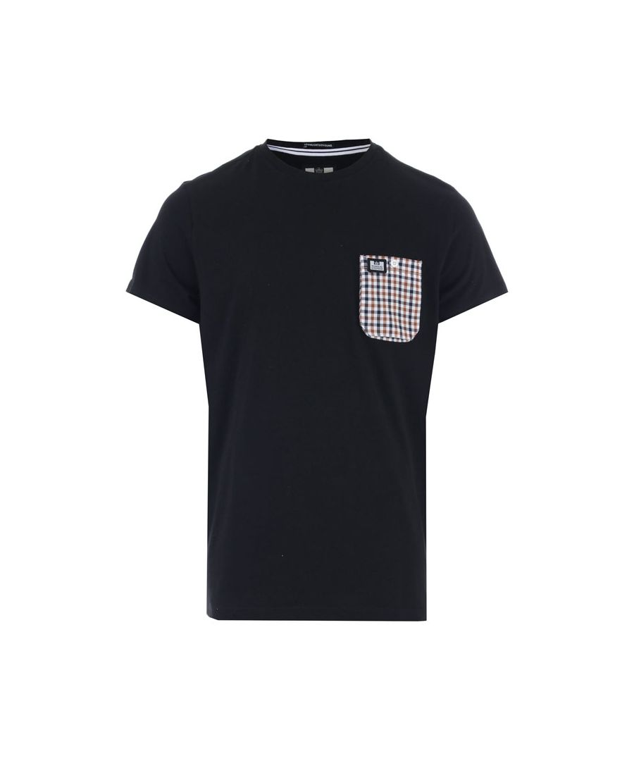 Image for Men's Weekend Offender Lucca T-Shirt in Black