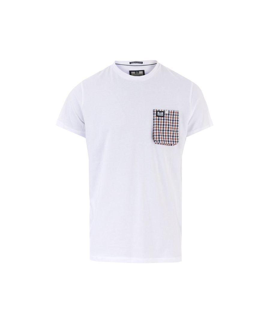 Image for Men's Weekend Offender Lucca T-Shirt in White