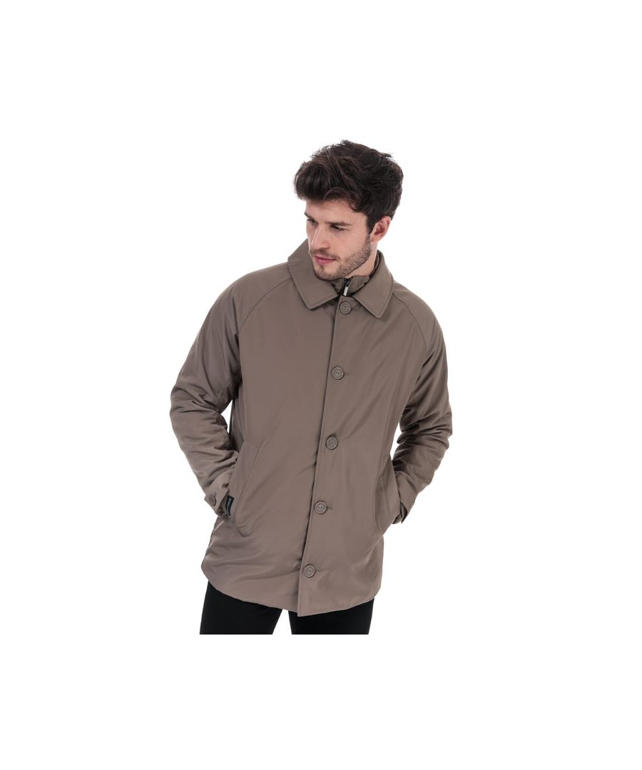 Image for Men's Henri Lloyd City Consort Oxford Jacket in Taupe