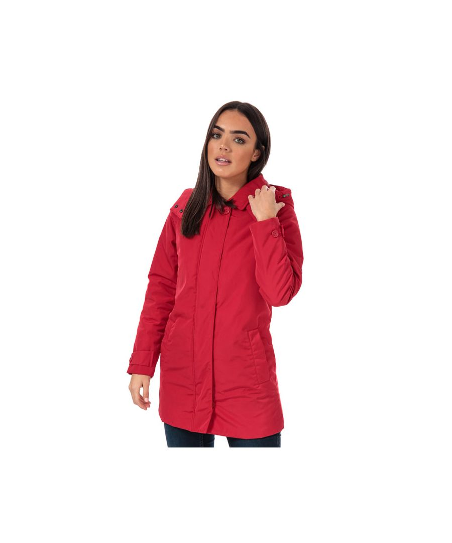Image for Women's Henri Lloyd Iconic Consort Jacket in Red