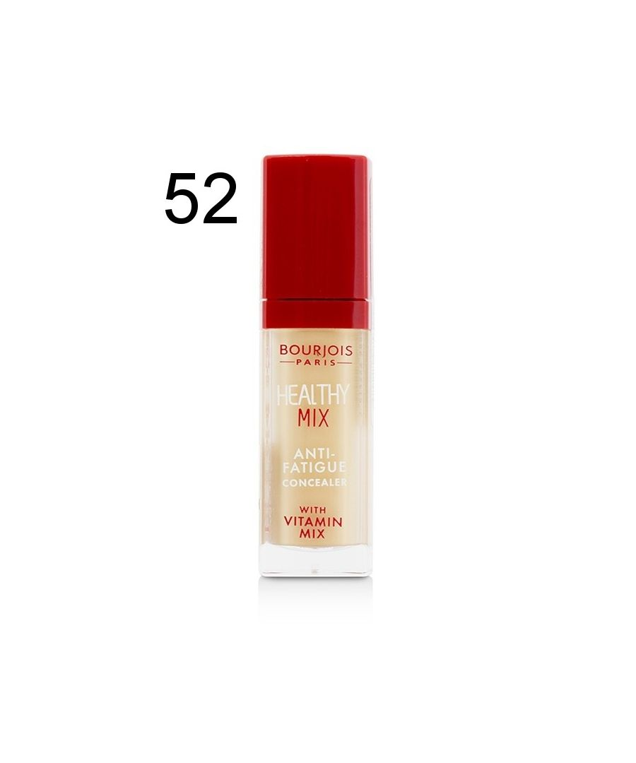 Image for Bourjois Healthy Mix Anti Fatigue Concealer 7.8ml Sealed - 52 Medium