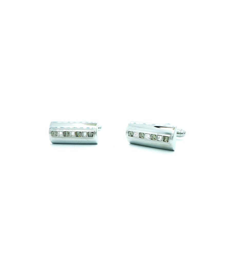 Image for Swarovski Crystal Line Polished Half Tube