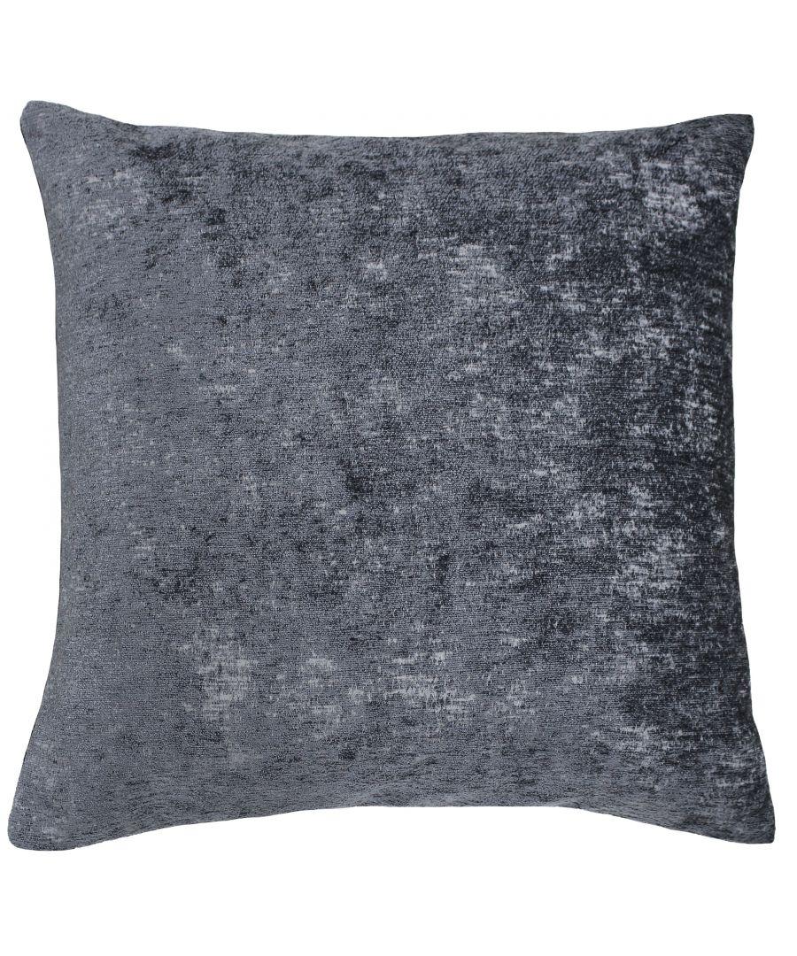 Image for Hampton 50X50 Poly Cushion Graphite