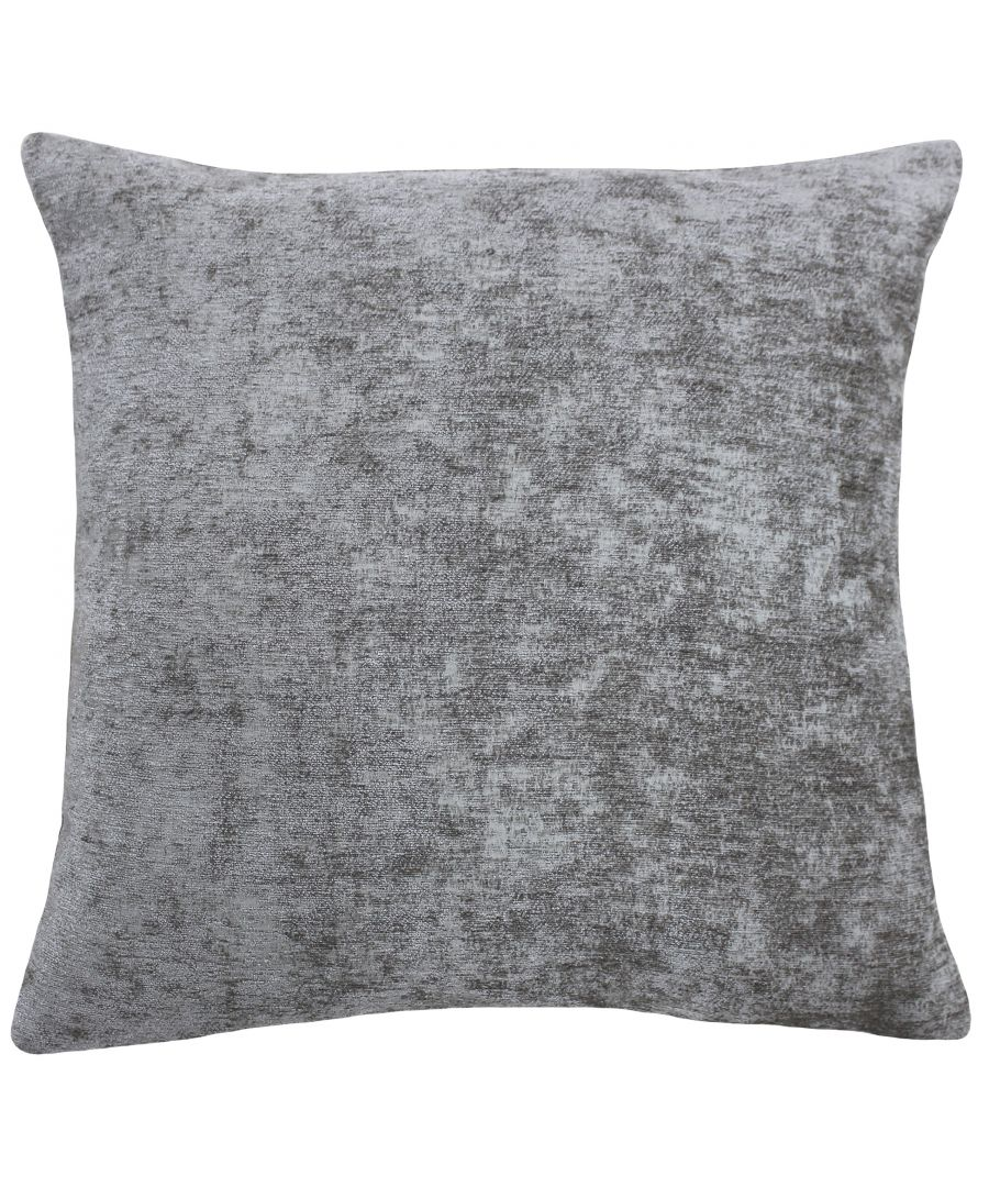 Image for Hampton 50X50 Poly Cushion Grey