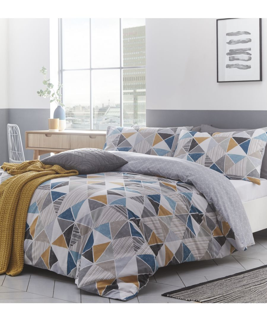 Image for Harlequin Duvet Set Multi