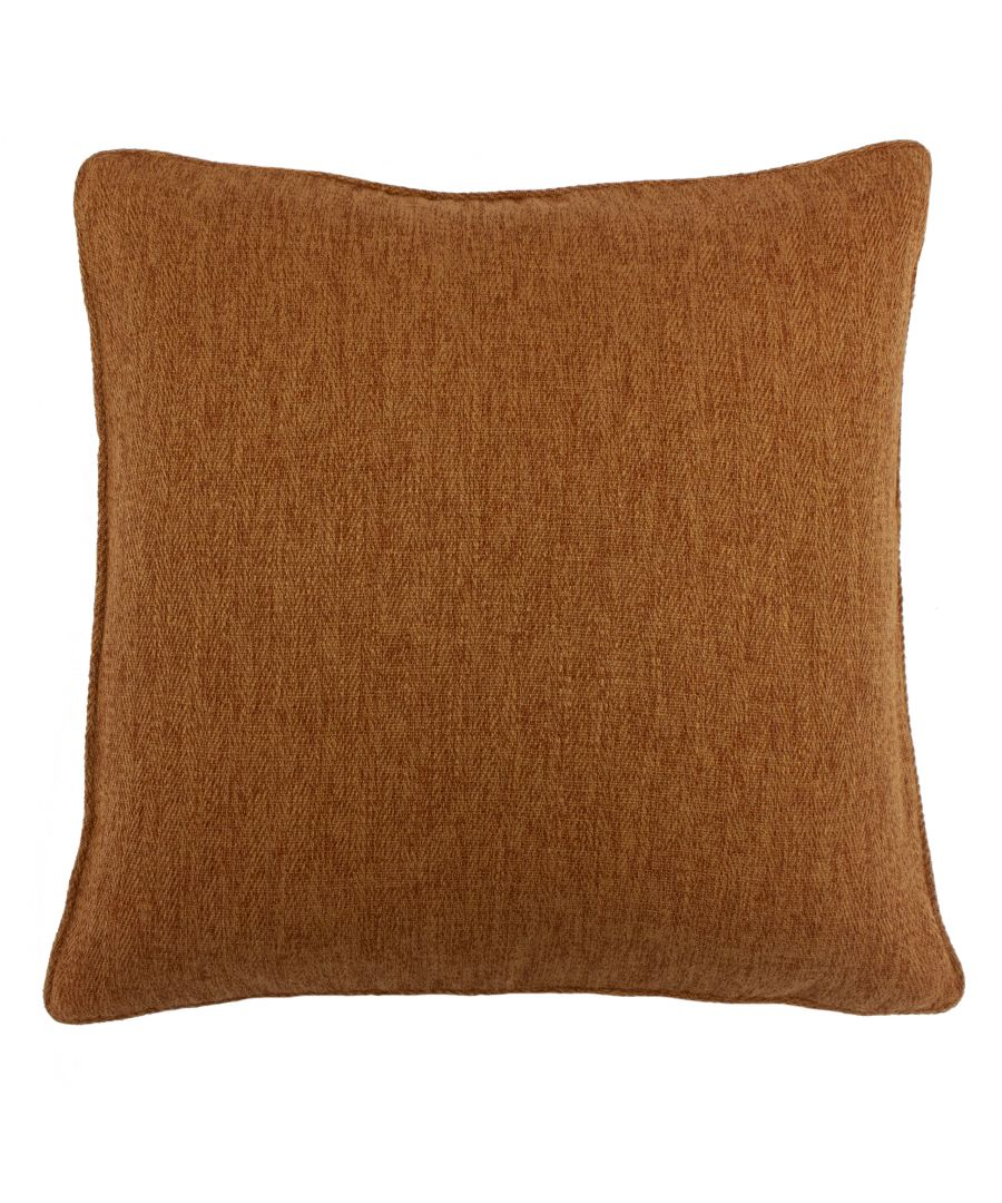 Image for Harrison 50X50 Poly Cushion B/Orang