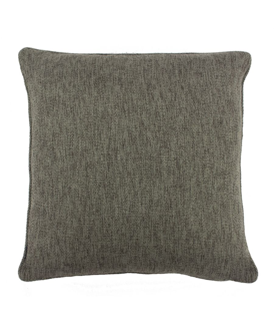Image for Harrison 50X50 Poly Cushion Grey