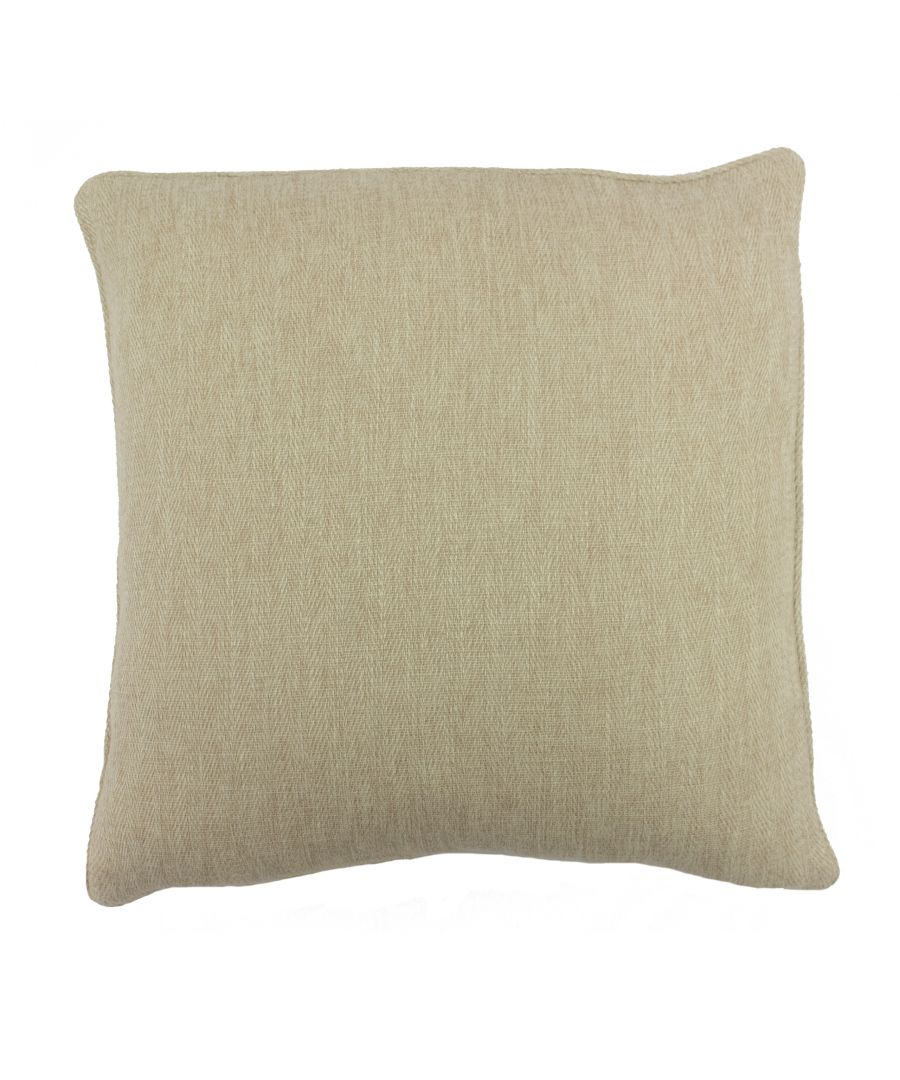 Image for Harrison 50X50 Poly Cushion Oatmeal