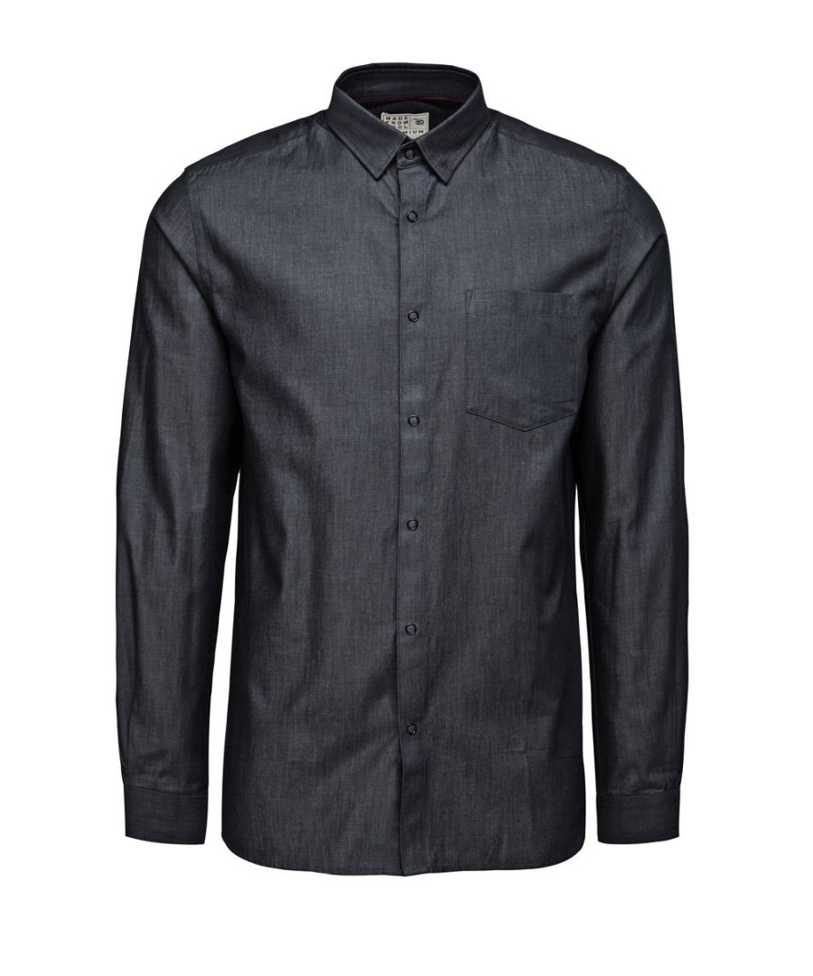 Image for Jack and Jones Harry Black Casual Shirt