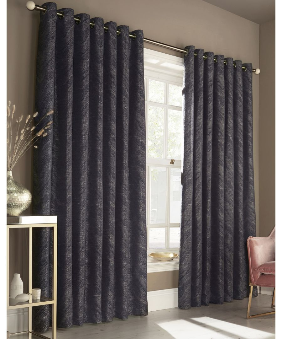 Image for Himalaya Curtains Navy