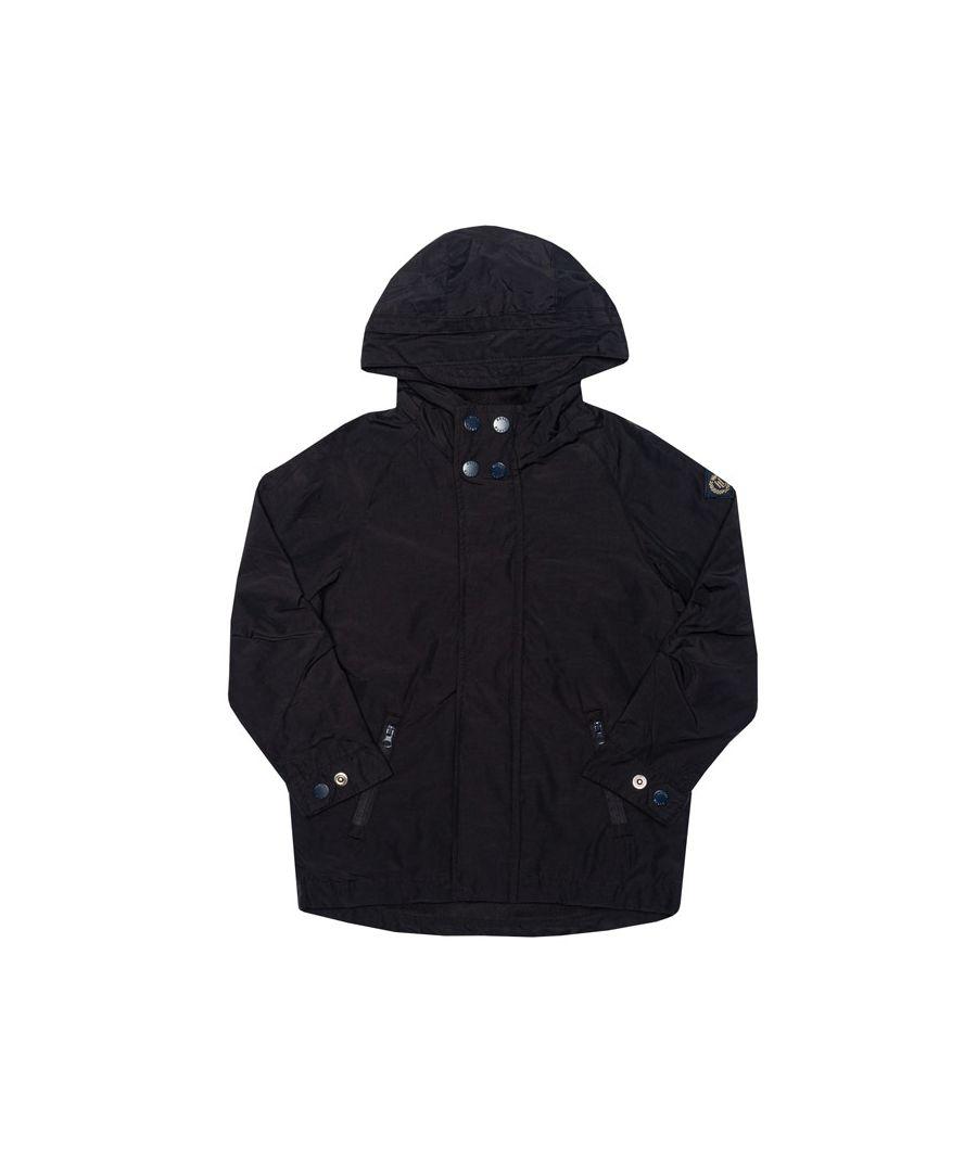 Image for Boy's Henri Lloyd Junior Forth Jacket in Black