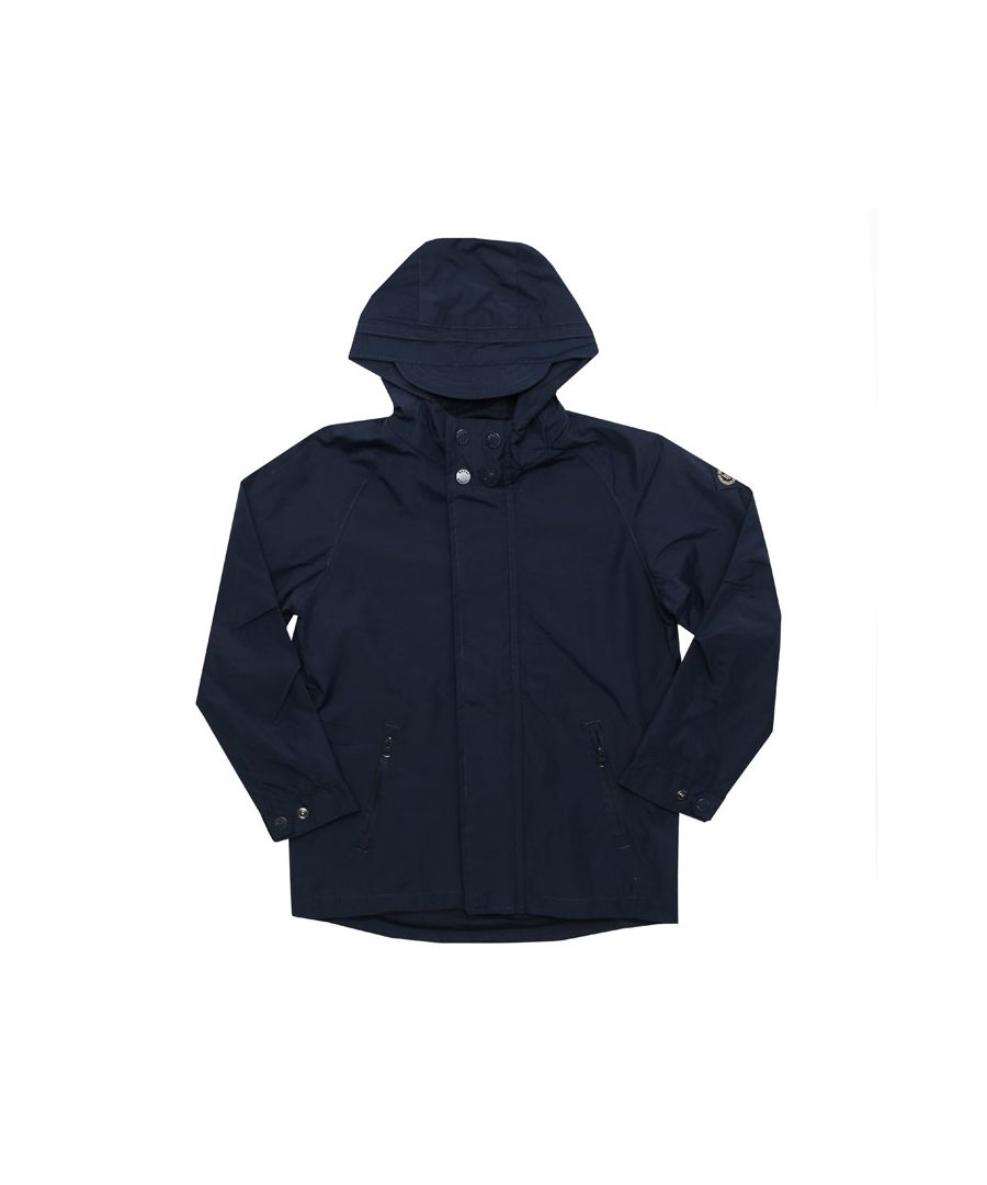 Image for Boy's Henri Lloyd Junior Forth Jacket in Navy