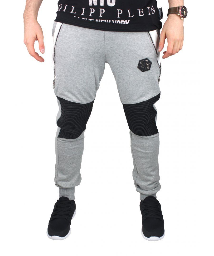 Image for Philipp Plein HM632612 Company 1046 Sweat Pants