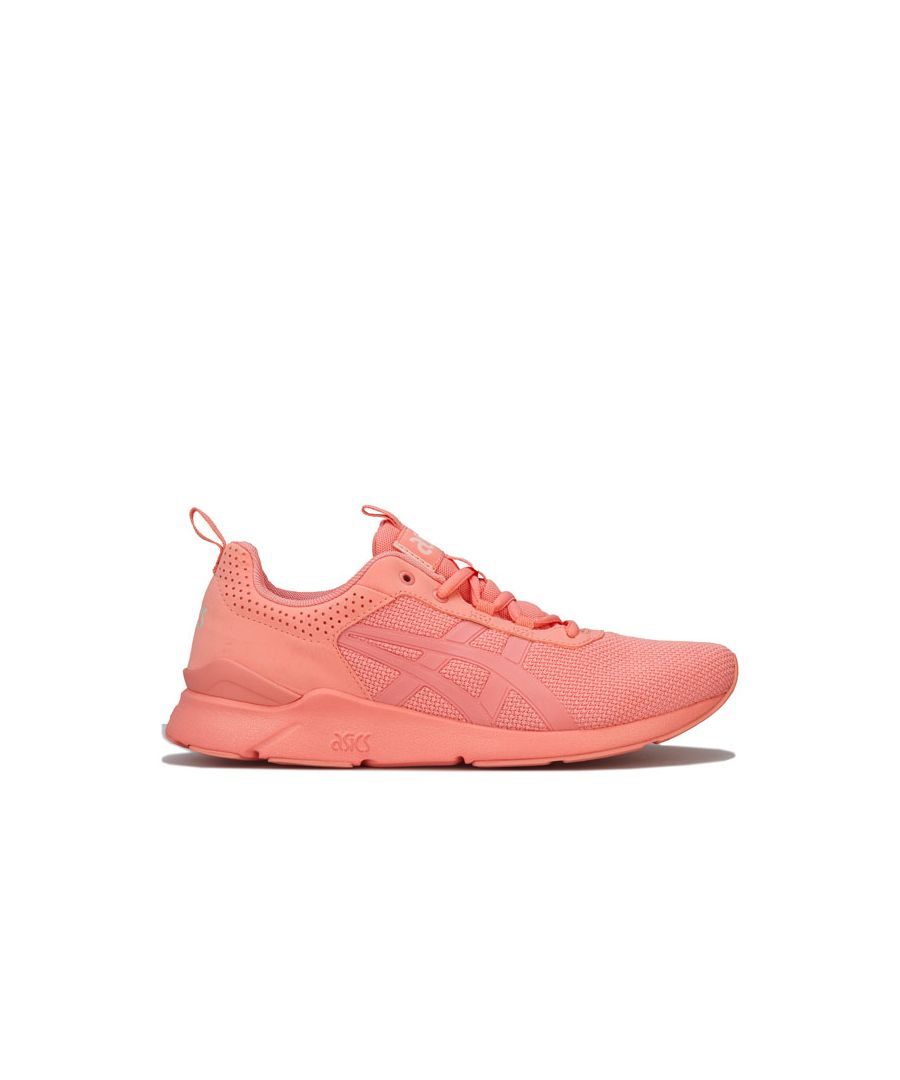 Image for Women's Asics Gel-Lyte Runner Trainers in Peach