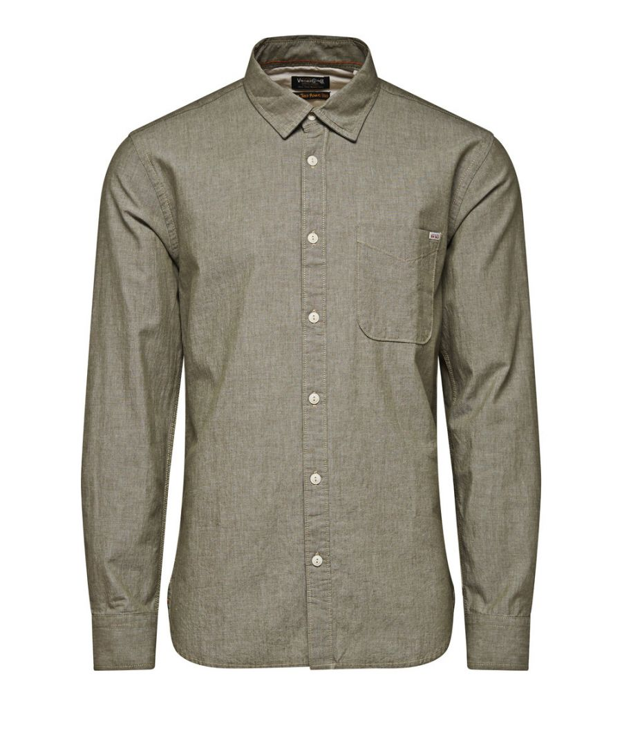Image for Jack and Jones Hodges One Light Green Casual Shirt