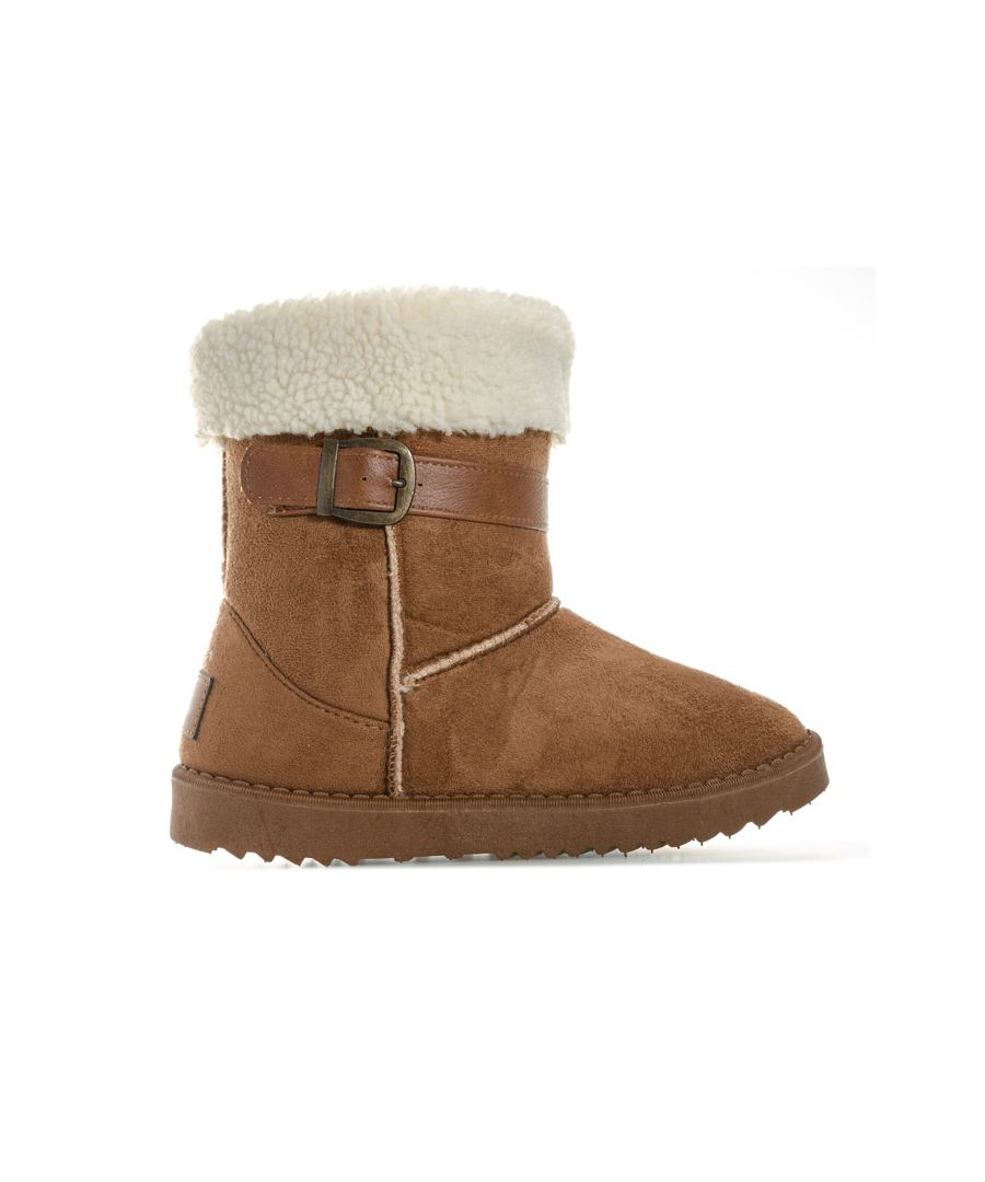 Image for Girl's Henleys Children Monroe Boot in Tan