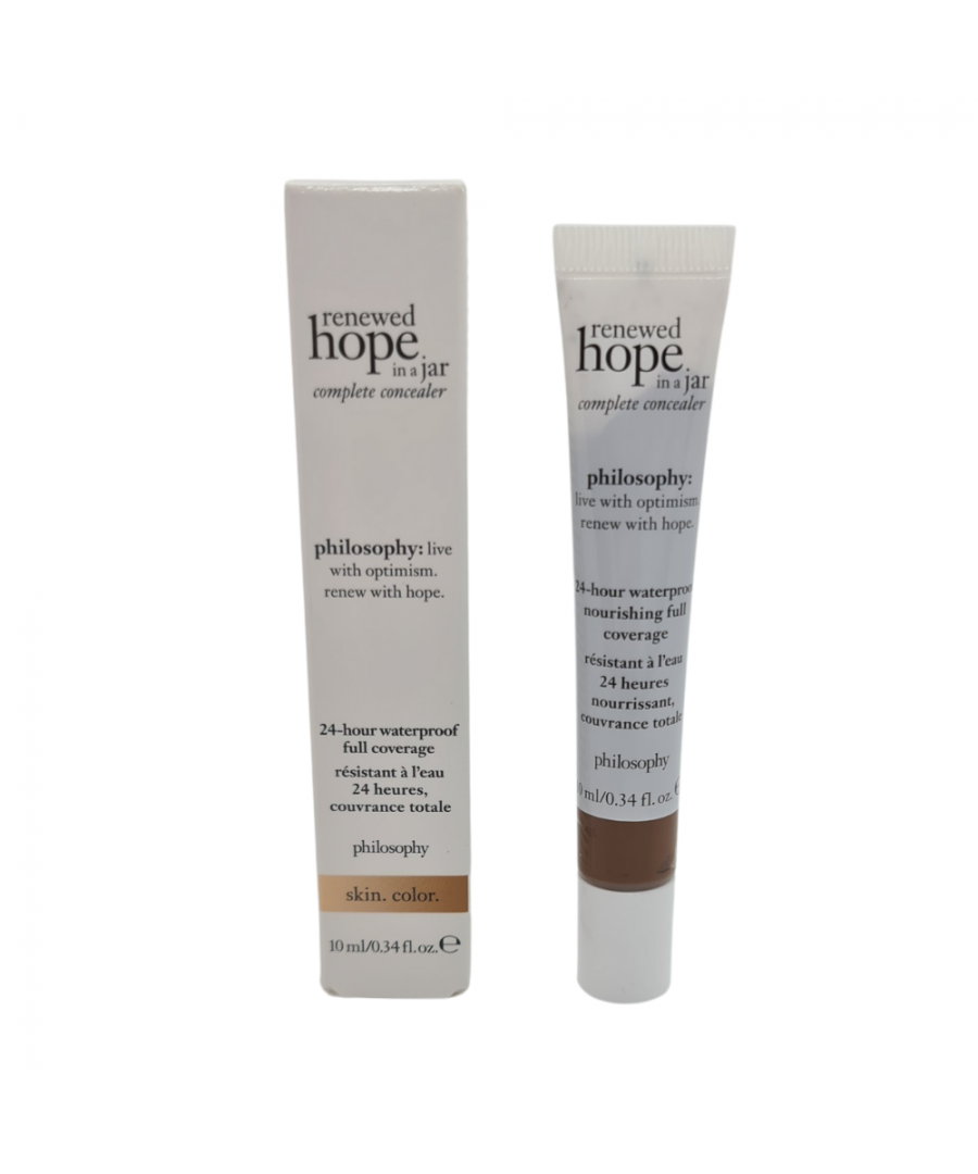 Image for Philosophy Renewed Hope In a Jar Complete Concealer 10ml - 9.5 Cocoa