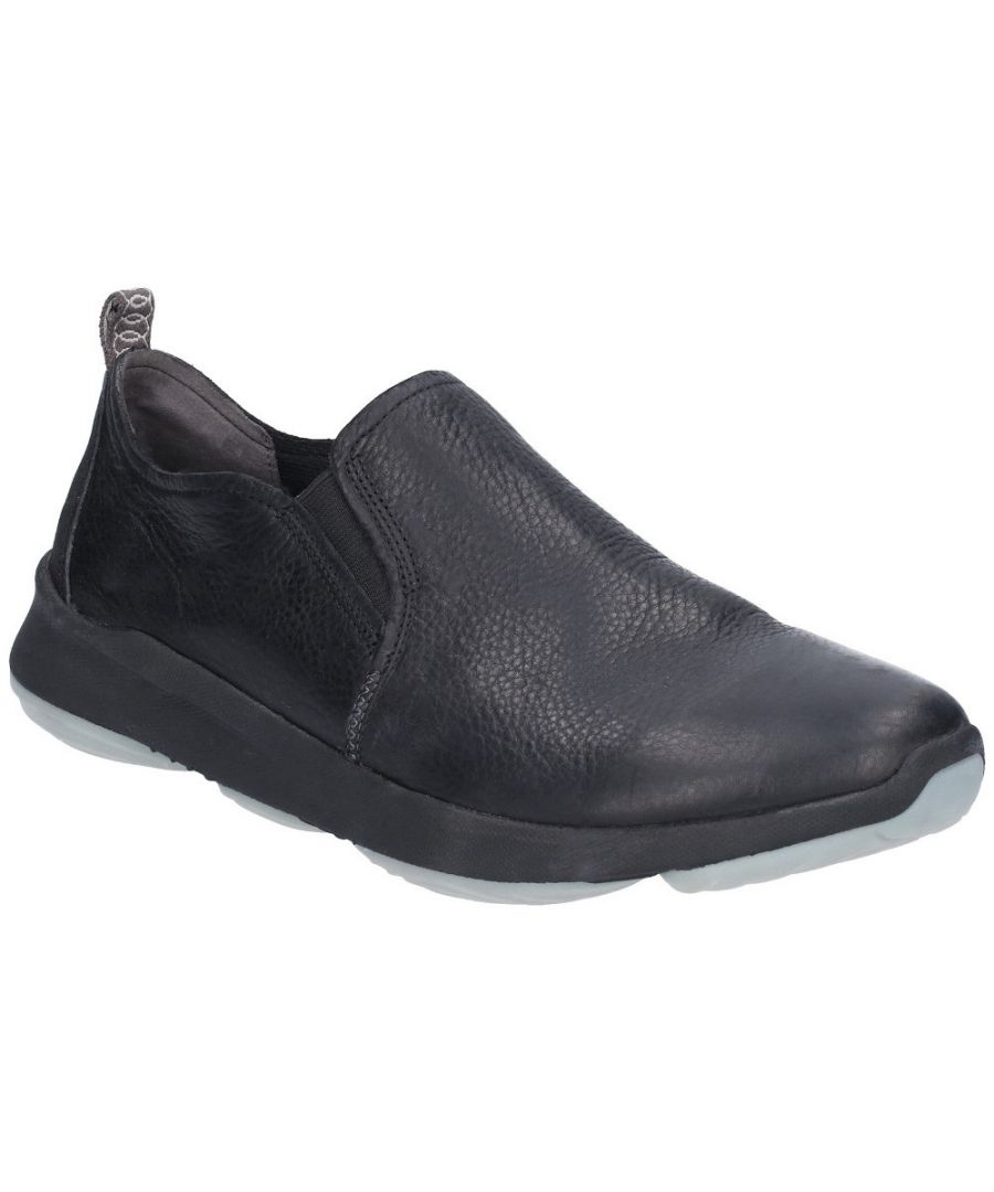 Image for Hush Puppies Mens Glove Slip On Casual Comfortable Shoes