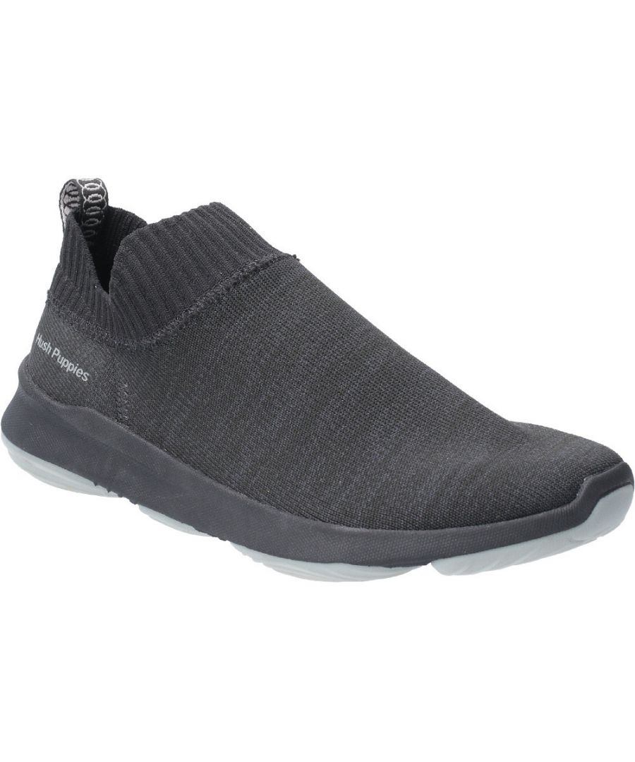 Image for Hush Puppies Mens Free BounceMAX Slip On Athletic Shoes