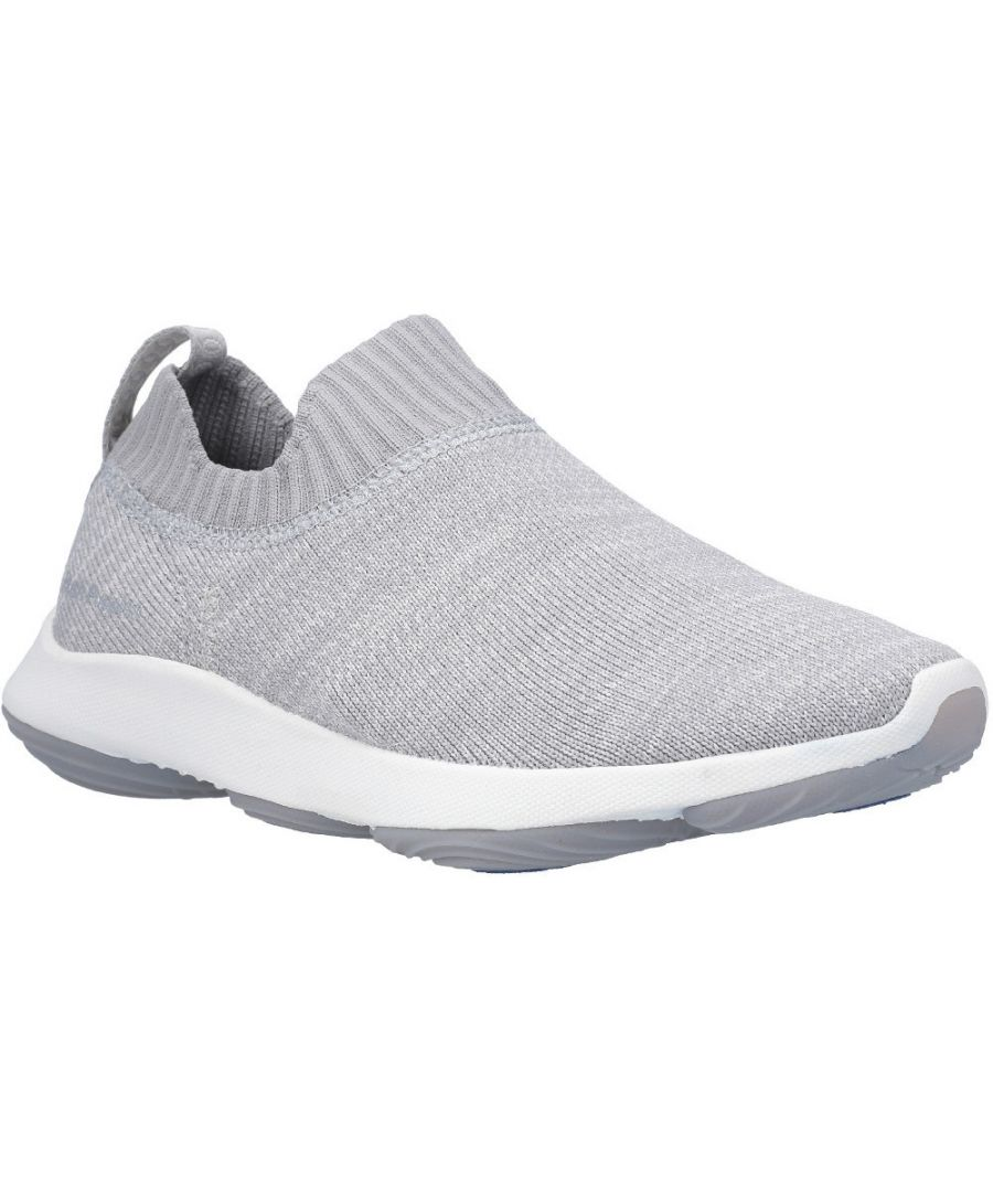 Image for Hush Puppies Womens Free BounceMAX Slip On Light Gym Shoes