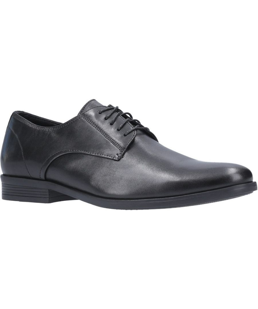 Image for Hush Puppies Mens Oscar Light Lace Up Leather Oxford Shoes