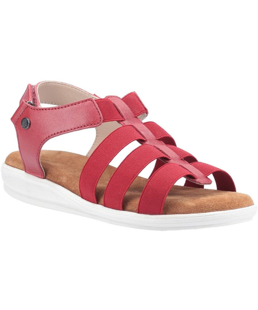 Image for Hush Puppies Womens Hailey Lightweight Gladiator Sandals