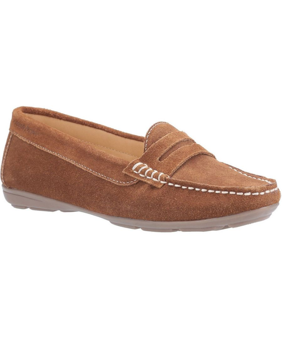 Image for Hush Puppies Womens Margot Lightweight Slip On Loafer Shoes