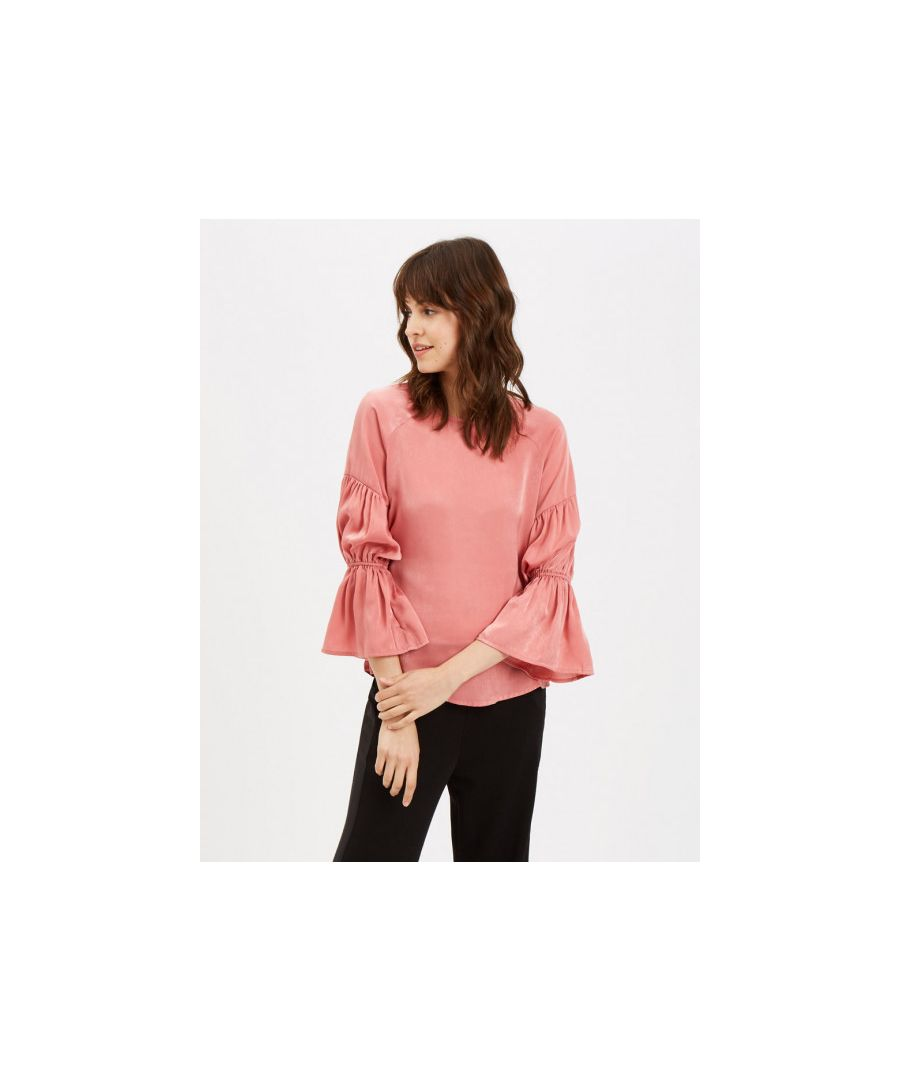 Image for The Sting Blouse in Pink