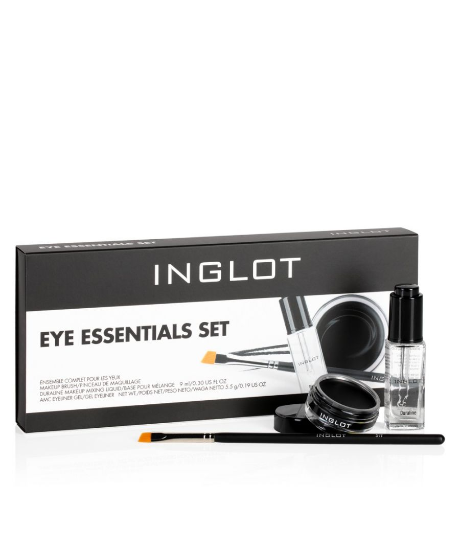 Image for Inglot Eye Essentials Set