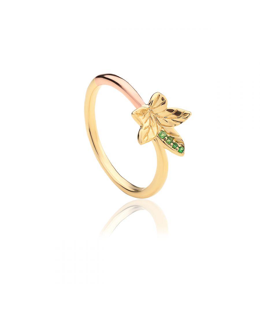 Image for Ivy Leaf Ring