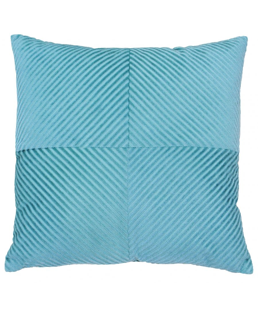 Image for Infinity 45X45 PCushion Mineral Blu